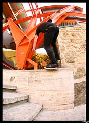 Alessandro Cheli fs blunt (marzo ph.) Tags: italy canon out eos italia control skateboarding slide pop fisheye tokina val skate skateboard siena oc marzo blunt outta fs daniele marzocchi alessandro cheli cecina colle delsa 1017mm 400d