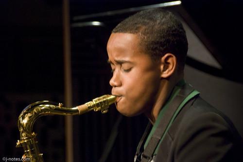 Joe Warner Trio 09