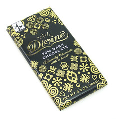 70% Dark Divine Fair Trade Chocolate