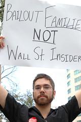 No bailout for billionaires