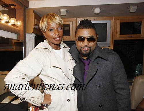 new mary j blige video shoot