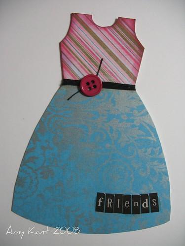 Friends Dress