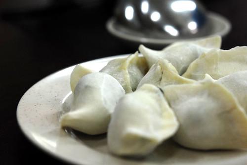 Chives dumplings - DSC_0516