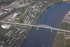 Delaware River (ghostrider2112) Tags: flying piper trenton finalapproach northeastphiladelphiaairport kpne kttn romandino romandolinsky ghostrider2112 mercercountyairport