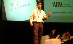 Leo Piccioli en WeMedia 2008