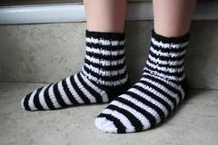 Oona's socks