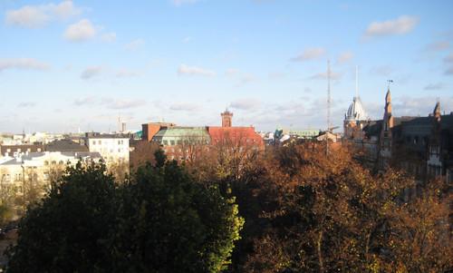 Autumn Helsinki Ruska by Anna Amnell