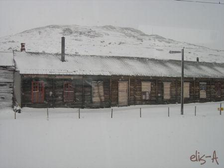 vinter på finse