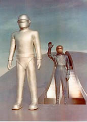day the earth stood still (hastingsgraham) Tags: vintage robot alien sciencefiction fi flyingsaucer sci extraterrestrial saucer barada nikto thedaytheearthstoodstill twentiethcenturyfox klaatu robertwise