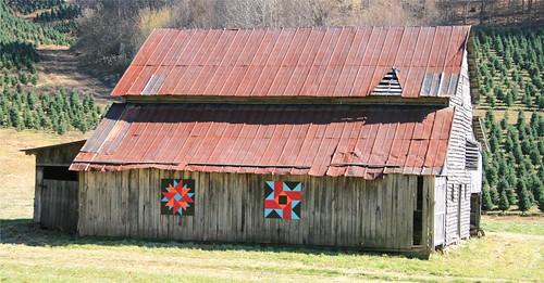 Watauga - Baumgardner's Barn