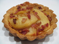 #308 - Cheddar, Apple & Bacon Tart
