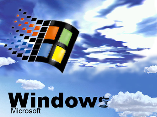 Windows 98 logo