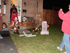 Cowboy Geoffrey on Halloween Night (DNAMichaud) Tags: halloween cowboy geoffrey