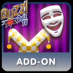 BuzzQuizTV AddOn Comedy