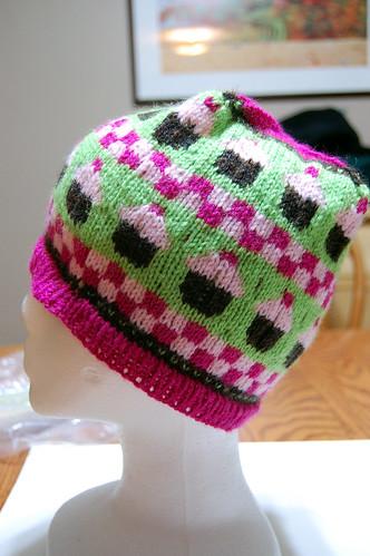 Cupcake Hat 03