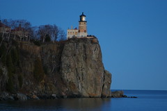 Split Rock Lighthouse (M@rtha Decker) Tags: split rock lighthouse lake superior north shore minnesota beacon fresnell lens edmundfitzgerald history service shipwreck ship light lighting november galesofnovember fresnel navigation ceremony greatlakes station fog signal storm maritime ore pentax k100d dslr digital flickriver