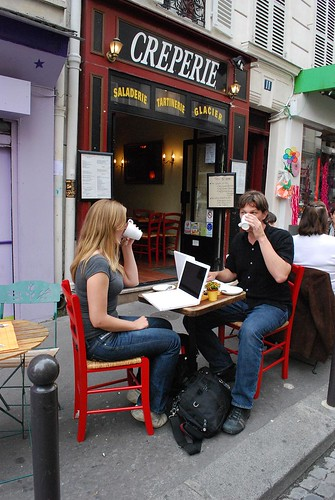 Flashpacking Montmartre
