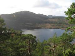 beautiful lake (xepht) Tags: norway stavanger hike preikestolen