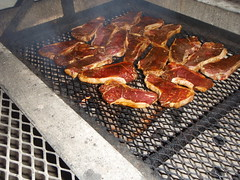 3038122293 afe39616e9 m Cub Scout Camp and New York Steaks.
