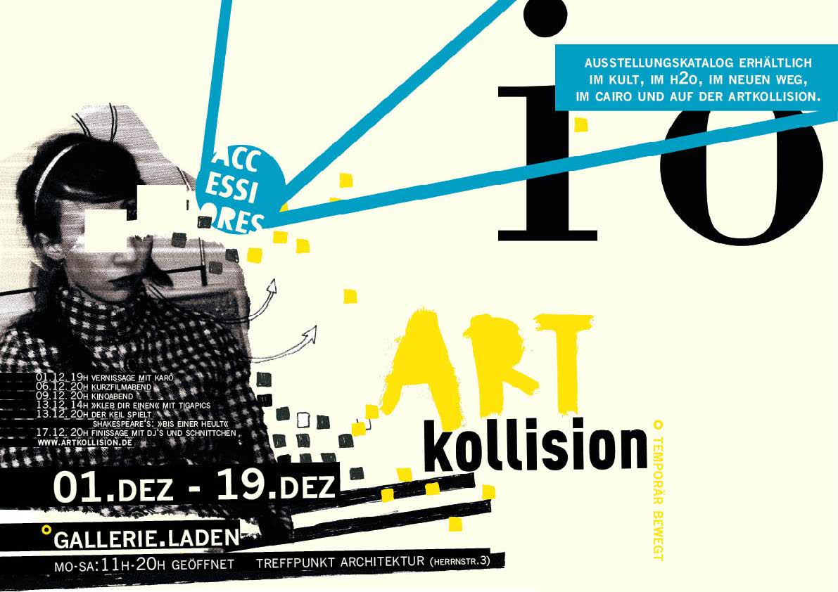 StreetArt, Fashion, illustrations, graphic design, all you can eat at the wuerzburg art kollision
