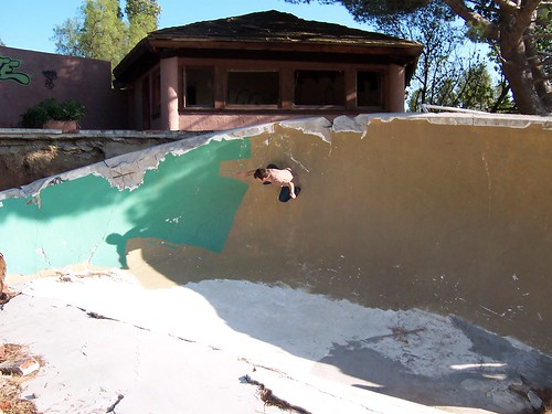 Earthquake Pool - Oververt City