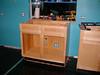 Sink Cabinet Installed