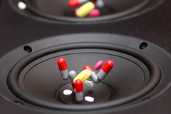 The Pills Are Alive With The Sound Of Music (photocillin) Tags: music dance jump funny cone lol joke humor jazz capsule indoor humour doctor drugs sound funk speaker drug viagra greatshot medicine ecstasy alive pills ycc antibiotic cure virus flu tablets rofl explored damniwishidtakenthat photocillin