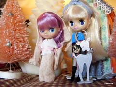 ~Violet,Loreli & Lavinia~...blogged