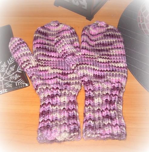 goddaughter's mittens