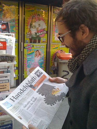 Handelsblatt by denegro.
