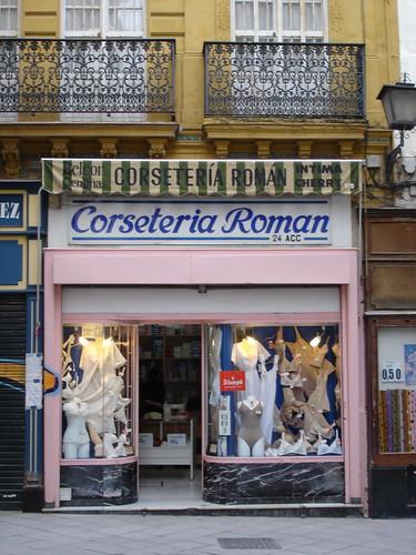Corseteria Roman