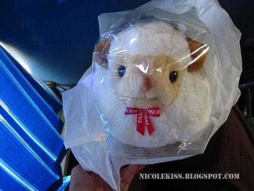 cute lamb tissue cover