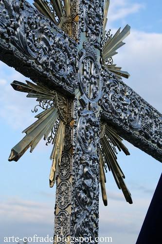 Cruz de Guía Hermandad de la Esperanza de Triana