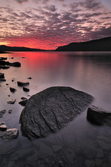The Night Before Landon (Michael Bollino) Tags: pink sunset color nature rock clouds oregon river portland landscape sundown northwest columbiariver shore columbiarivergorge landon d300 abw bollino colorfulsky mbollino landonbollino michaelbollino