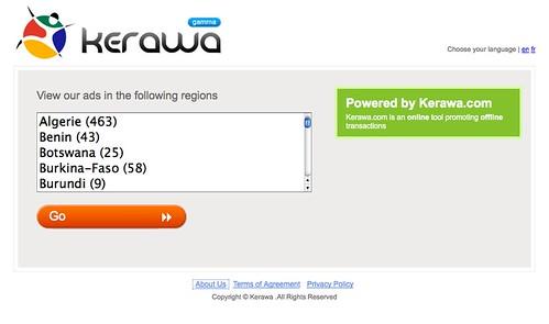 Kerawa homepage