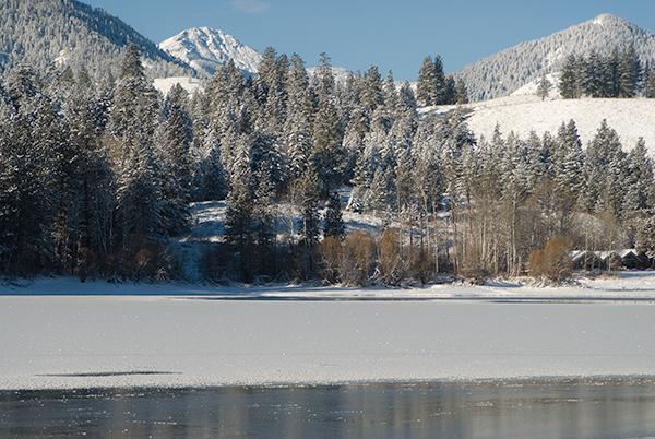 Patterson Lake 121508