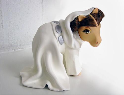 My little pony Princesa Leia