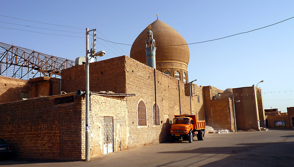tumba del shah abbas I
