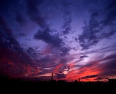 20081011 Sunset Saitama