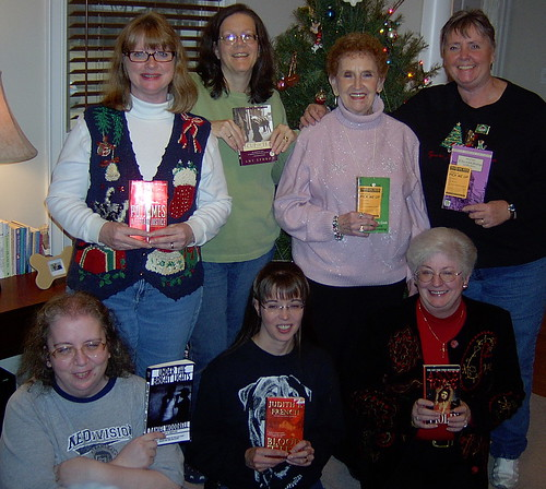 MidSouth BookCrossers Christmas Party