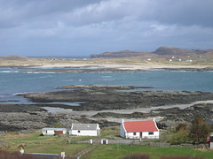Sanna Bay (NickD58) Tags: sea clouds volcano scotland rocks whitesands crofts sanna ardnamurchan westofscotland sannabay portuairk