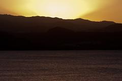 Puesta de sol (Jesus de Blas) Tags: sunset sea sol grancanaria atardecer mar confital goldenglobe photographyrocks aplusphoto flickrestrellas spiritofphotography panoramafotogrfico solofotos