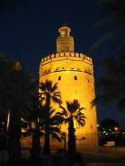 Sevilla (Graa Vargas) Tags: espaa sevilla spain torredeloro graavargas duetos goldtower 2008graavargasallrightsreserved 4103260109