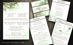 Vietnamese Wedding Invitations (Jonathan Vo) Tags: wedding brown green floral modern asian design graphicdesign diy vietnamese maps chinese viet reception invitation seal directions simple invite vector doityourself rsvp weddinginvitation vietnameseweddinginvitation vietnameseweddinginvitations