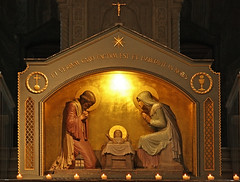 Holy Family (Lawrence OP) Tags: westminster joseph cathedral mary jesus nativity holyfamily