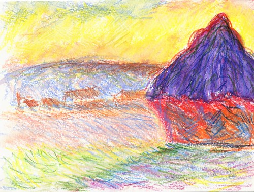081229 Monet Haystacks