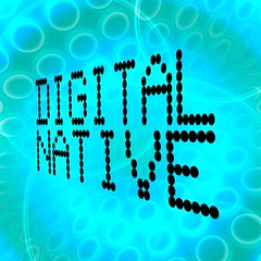 Digital Native by Gideon Burton, on Flickr