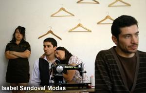 Isabel Sandoval Modas