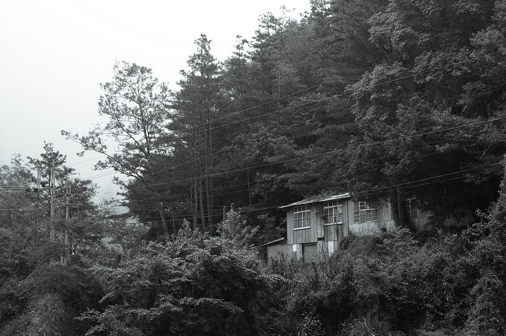 南湖大山day5-111 小屋
