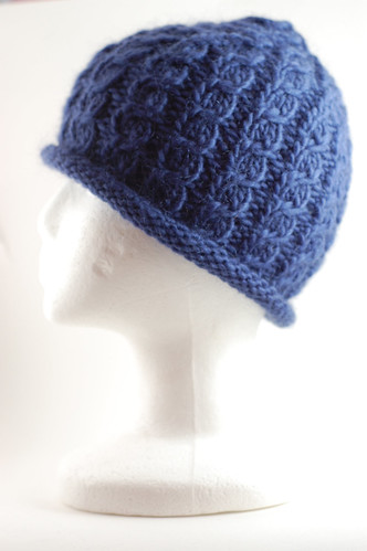 Faux Cable Hat 02